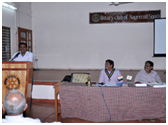 Solar Power Presentation to Rotary Club of Nagercoil South